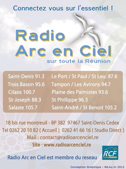 information radio arc en ciel