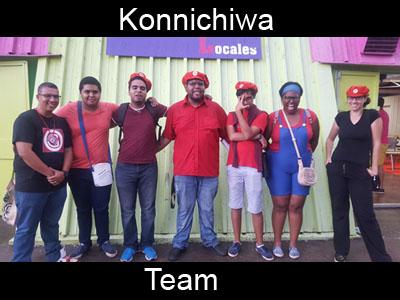 Team konnichiwa