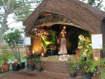 Célébration de la messe du 1er Janvier 2015
