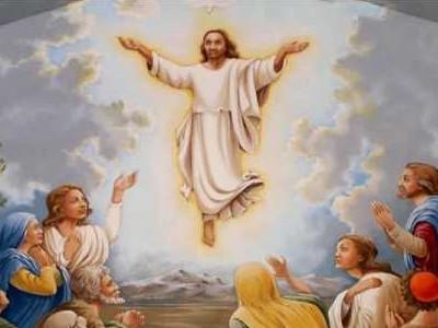 Jésus… est monté