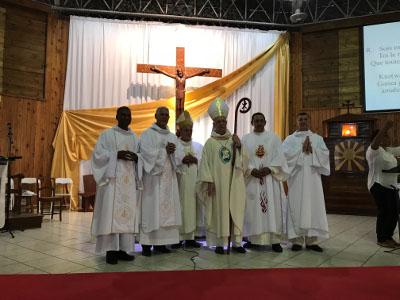 Ordination diaconale Le dimanche 26 novembre 2017