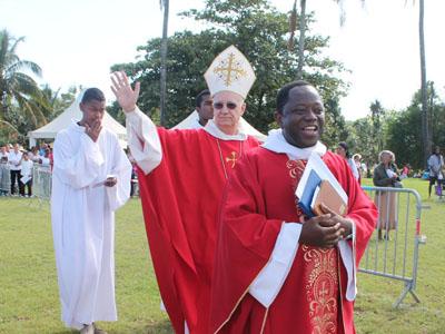 Célébration du dimanche de Pentecôte