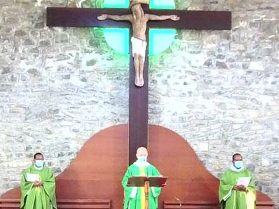 Homelie - Monseigneur Gilbert AUBRY