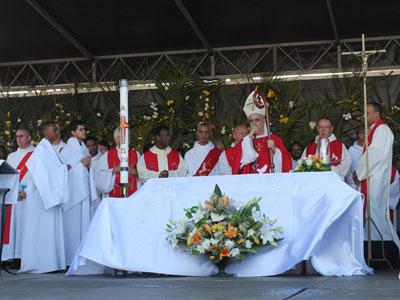 Célébration du lundi de Pentecôte