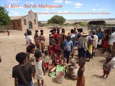 opération Kéré - Madagascar