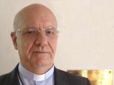 Pâques 2013 - Message de Mgr Gilbert AUBRY
