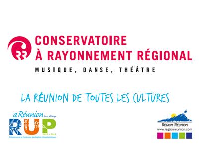 Ouverture d'une classe de danses traditionnelles de La Réunion