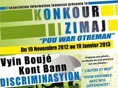 Konkour Zimaj pour lutter contre les discrimination