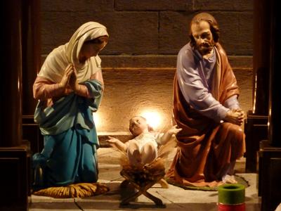 Homélie de Noël Messe télévisée du 24 décembre
