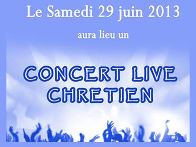 Concert chrétien