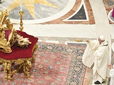 Homelie de Noël du Pape Francois