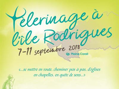 Pèlerinage pédestre à l'Ile Rodrigues Du 7 au 11 septembre 2018