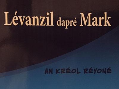 Publication de l'évangile selon Saint Marc traduit en créole