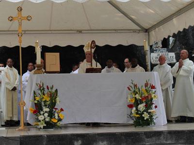 Rassemblement diocésain de la Légion de Marie en 2014