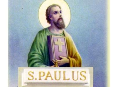 Fête Patronale de la paroisse de La Conversion de Saint Paul