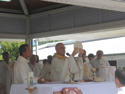 Célébration de la fête de Notre Dame de la Salette 2016