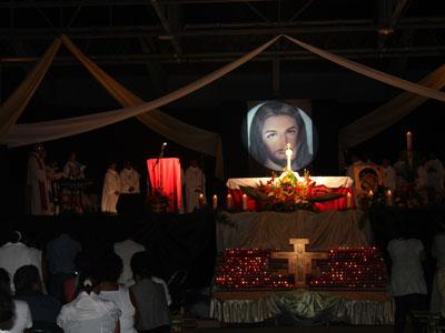 Veillé de Taizé sur le thème Année de la foi