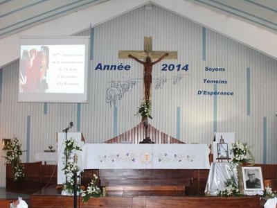 Sœurs de l'Union Chrétienne, 50ans de présence à la Réunion
